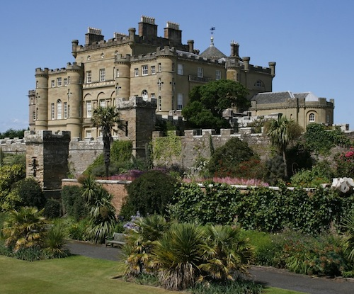 Culzean Castle is reputed to be home to a number of ghosts including a piper whose pipes mix eerily with the howling wind and waves on stormy nights.  The spirit of a woman dressed in a ball gown is said to haunt Culzean as recently as 1972.  Other sightings include the ghost Sir John Cathcart who is said to have murdered his wife and apparently was planning on murdering a May Kennedy. Luckily May discovered his murderous plans and managed to push Cathcart to his death from cliffs near Carelton Castle, where he lived and still to this day haunts it's ruins.  PHOTO: Robert Orr