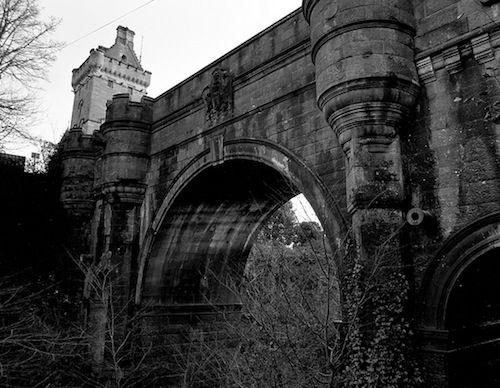Known as the dog suicide bridge, the eerie arch in the village of Milton near Dumbarton has been where it is said hundreds, yes, hundreds of dogs have plunged, willingly, to their death.  There are many theories from the scent of male minks luring them to their death, but many assume there are demons at work.  During one  six month period in 2005 it is believed 5 dogs jumped to their death and some dogs have been known to survive the fall, but then run up and jump off again the equivalent of a four storey fall.  All of the deaths have occurred at the same spot on their bridge and have happened on clear sunny days and are long nosed breeds such as Labradors, collies and retrievers. In Celtic mythology, Overtoun is known as 'the thin place' - an area in which heaven and earth are reputed to be close and in 1994, local man Kevin Moy threw his baby son to his death from the bridge and shortly after he unsuccessfully tried to end his own life by jumping from it too.  Experts feel it is 'highly unlikely' the dogs were trying to kill themselves and a spokesman for the Scottish Society for the Prevention of Cruelty to Animals, calls the dog jumping phenomenon a 'heartbreaking mystery'.   It does rather beg the questions why people are taking their dogs on walks there!