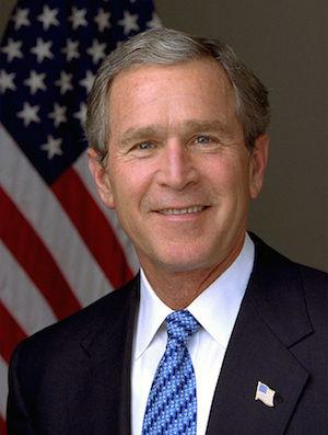 George W. Bush - 43rd President