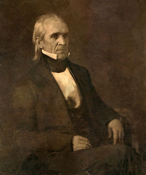 James K. Polk - 11th President