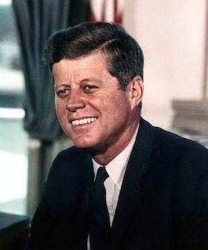 John Fitzgerald Kennedy - 35th President