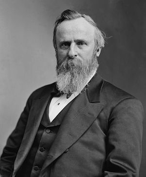 Rutherford B. Hayes - 19th President
