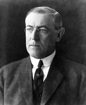 Woodrow Wilson - 28th President