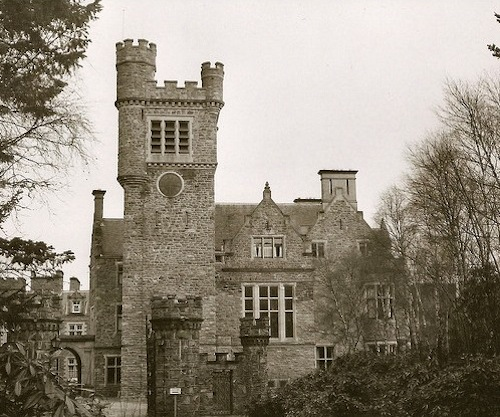 """Known as Scotland's most haunted youth hostel, Carbisdale Castle has a long record of ghost appearances of from a eerie piper, fallen soldiers of the Battle of Carbisdale (1650) and a white lady. The ghost of the castle gardener, known as """"The Hooded Gardener"""", is also said to roam the grounds looking for his lost daughter. He is said to haunt girls that are the same age as his own 15 year old daughter, and has reportedly been seen dressed in black, with a black hood and only part of his face shown.  Sounds pretty spooky to us!"""