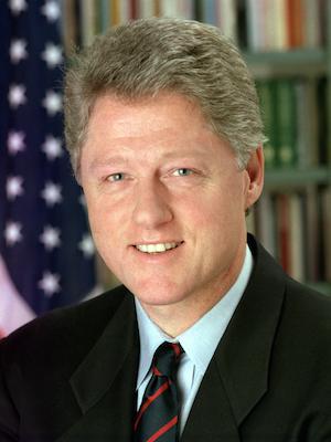 Bill Clinton - 42nd President
