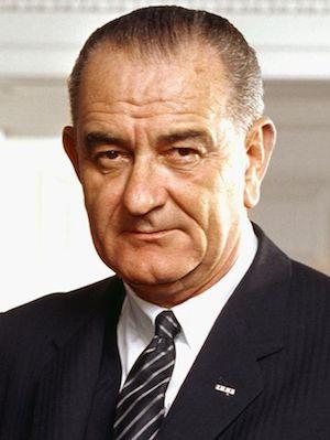 Lyndon B. Johnson - 36th President