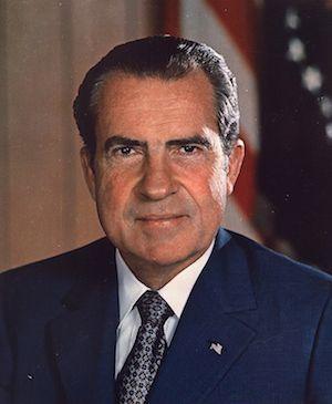 Richard M. Nixon - 37th President