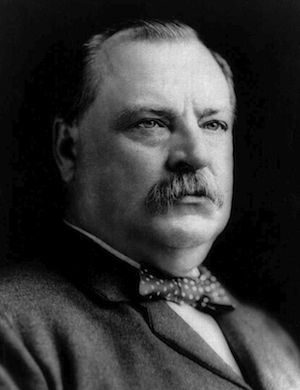 Grover Cleveland - 22nd and 24th President