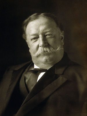 William H. Taft - 27th President