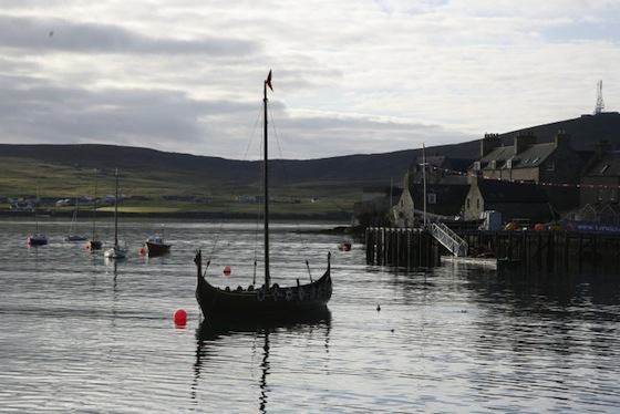 Viking invasion article