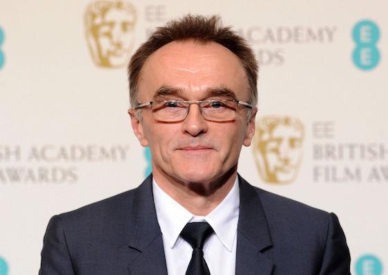 Acclaimed Film Director, Danny Boyle